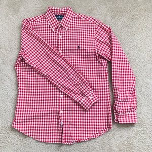 Polo Ralph Lauren Button-Up Shirt (M)